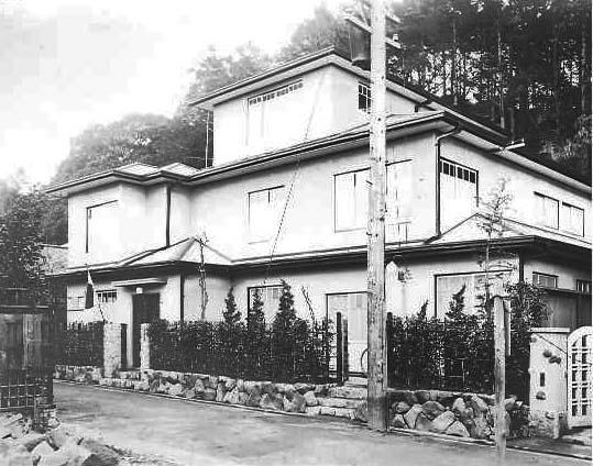 京都市吉田本町の里見日本文化学研究所