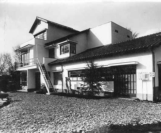 武蔵野市関前に移転した里見日本文化学研究所
